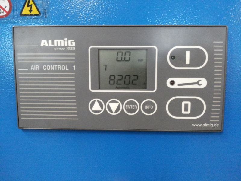 almig air control 1 user manual