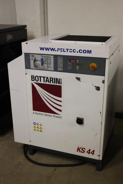 Screw Compressor Bottarini Ks 44 Www Peltoc Com
